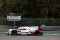 6H Spa: André Lotterer voorkomt Porsche triple in derde vrije training