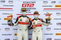 Monza: Meteen een zege voor Peter Guelinckx en Bert Longin
