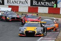 Zolder: WRT Audi overleeft startcrash en wint kwalificatierace