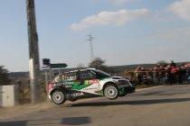 TAC Rally: Loix comfortabel aan de leiding