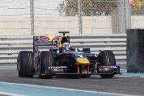Abu Dhabi testdagen: Stoffel Vandoorne elfde op eerste testdag