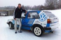 Legend Boucles de Spa: Kevin Abbring verdedigt de kleuren van Volkwagen