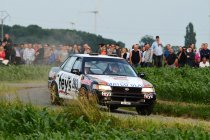 Rally van Ieper Historic: Stouf neemt de beste start