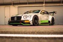 Monza: Bentley toont definitief kleurenschema van de Continental GT3