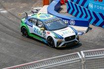 Jaguar I-Pace eTrophy: Sanya: Caca Bueno van start tot finish naar de overwinning