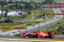 F1 2020: Start begin juli en voorlopig 8 GP's