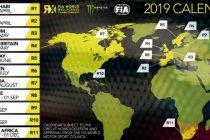 Kalenders 2019 World RX en Euro RX bekendgemaakt - Geen OMSE in WK