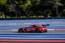 Test Paul Ricard: Marciello (AMG) tweemaal primus op openingsdag