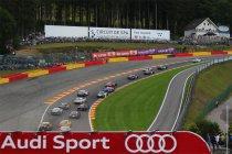 24H Spa: Na 1H: Ferrari leidt - Soulet in de aanval