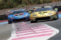 Lamborghini Super Trofeo: Dennis Lind heerst op Paul Ricard – podiumplaatsen voor Van der Horst Motorsport