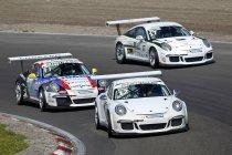 Video: Crashes vanuit de Porsche van Jurgen Van Hover