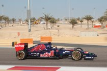Testen Bahrein: Dag 2: Ook Hamilton snel onderweg - problemen bij Ferrari