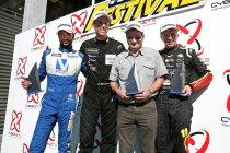 Racing Festival: Martin Leburton en Kenny Herremans zijn mooie ambassadeurs van de Fiesta-sprintklasse!