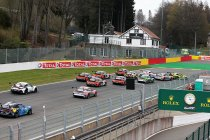 Porsche Carrera Cup Deutschland start nieuw seizoen op circuit Spa-Francorchamps
