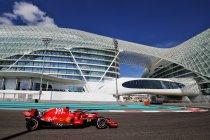 Abu Dhabi tests: Charles Leclerc sluit testdagen af met snelste chrono