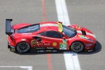 Ferrari heeft rijderbezetting voor Le Mans klaar