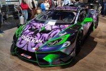 Opvallende Lamborghini voor nagelnieuw team Totaalplan Racing