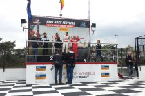 New Race Festival: Superlights: De Cock/Joosen pakken dominante zege