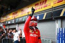 België: Charles Leclerc (Ferrari) behaalt emotionele eerste zege