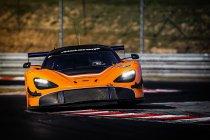 McLaren debuteert met nieuwe 720S GT3 in Abu Dhabi