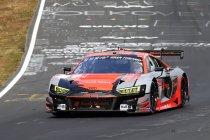 24H Nürburgring: Na 18H: Wedstrijd ligt na herstart volledig open