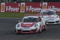 Porsche Supercup: België: Zege voor Sven Müller in race 1