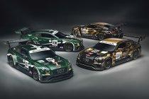 24H Spa: Speciale kleuren voor 100-jarige bestaan Bentley