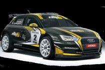 Trophée Andros: Belgian Audi Club Team WRT met twee Audi's A1 quattro
