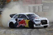 Mattias Esktröm past voor DTM finale - René Rast vervanger
