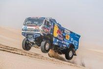 Dakar: KAMAZ-master claimt met Goodyear volledig top 3 podium en een 18de maal goud