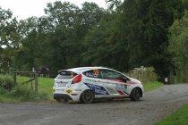 East Belgian Rally: Kobus wint, Dewallef kampioen
