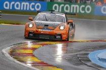 Spa: Larry ten Voorde op pole na regenachtige kwalificatie