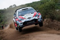 WRC: Impressionante Tänak op kop in Argentinië