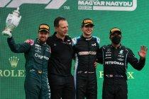 Hongarije: Ocon klopt Vettel en pakt eerste F1-zege