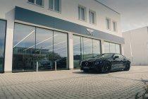 Nieuwe Bentley- en Lamborghini-concessie onder één dak in Antwerpen
