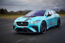 Wereldpremière van Jaguar I-PACE eTROPHY racebolide tijdens Berlijn E-Prix