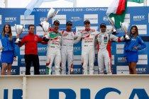 Le Castellet: Nipte zege voor José Maria Lopez in hoofdrace, Honda bevestigt
