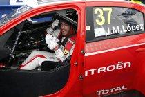 Citroën Racing wacht 'zware' opdracht op de Slovakiaring