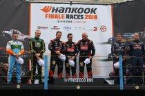 Deldiche Racing wint seizoensfinale na zware crash Tom Boonen - Belgium Racing kampioen