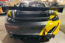 Denis Van Mol kiest voor Porsche Cayman GT4