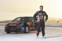 Sébastien Loeb betwist volledig seizoen WK Rallycross