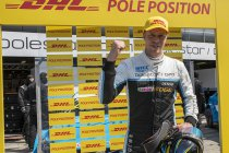 Monza: Thed Björk bezorgt Volvo Polestar Cyan Racing allereerste WTCC-pole