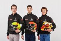 RACB National Team 2020: Gilles Magnus, Tom Rensonnet en Renaud Herman
