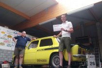 Classic Rallye van de Vogezen: Jens Vanoverschelde-Pablo Cracco tweede algemeen na eerste dag