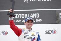 Motorland Aragon: Race 1: Dubbel voor Fortec