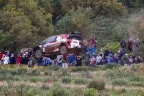 Sardinië: Winst voor Ogier - Neuville domineert Power Stage