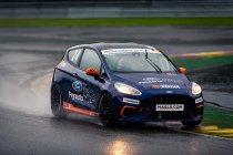 TCR Spa 500: Moeilijk weekend voor Bert Longin en FordStore Feyaerts