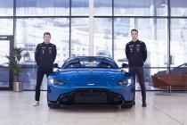 Ford-rijders Westbrook en Tincknell vinden onderdak bij AMR