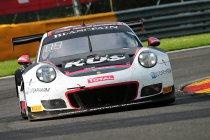 24H Spa: Laurens Vanthoor met Team75 Bernhard Porsche