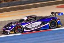 Gulf 12H: 2 Seas Motorsport vooraan bij de vrije sessie
